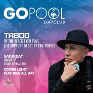 #DAYBEATS FEATURING TABOO OF THE BLACK EYED PEAS