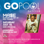 #DAYBEATS FEATURING LIVE PERFORMANCE BY MA$E