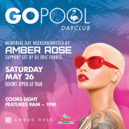 #DAYBEATS HOSTED BY AMBER ROSE