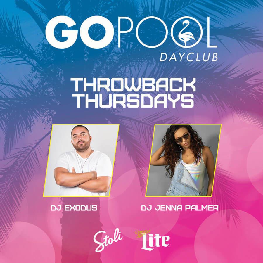 Events | Go Pool Flamingo Las Vegas