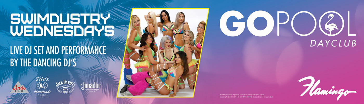 Go Pool | Flamingo Hotel Las Vegas