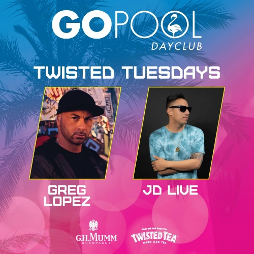 GO TUESDAYS - GO Pool