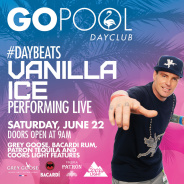 #DAYBEATS FEATURING A LIVE PERFORMANCE BY VANILLA ICE