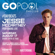 #DAYBEATS FEATURING A LIVE PERFORMANCE BY JESSE MCCARTNEY