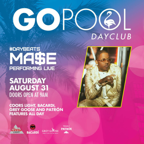 #DAYBEATS FEATURING MA$E - GO Pool