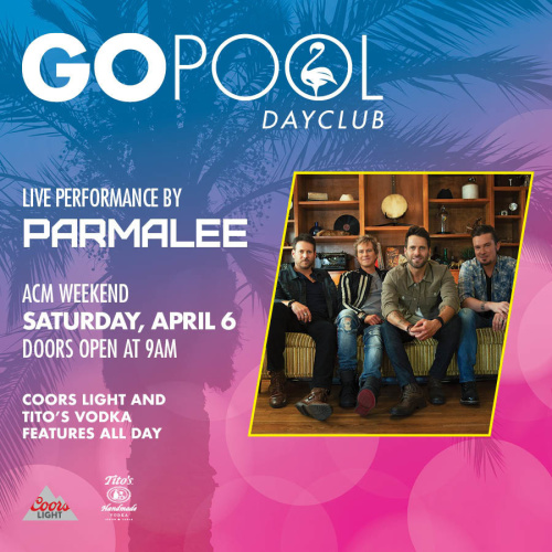 #DAYBEATS FEATURING PARMALEE LIVE PERFORMANCE - GO Pool