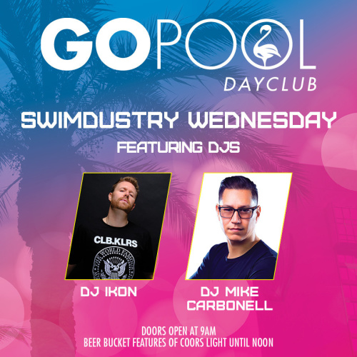 SWIMDUSTRY WEDNESDAY - GO Pool