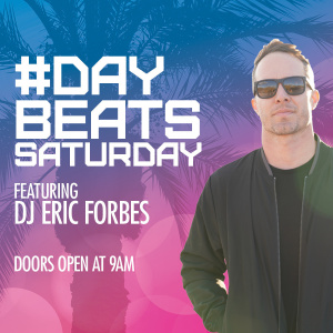#DAYBEATS SATURDAY, Saturday, March 7th, 2020