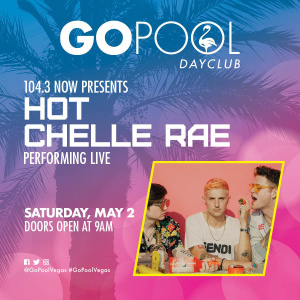#DAYBEATS FEATURING HOT CHELLE RAE LIVE!, Saturday, May 2nd, 2020