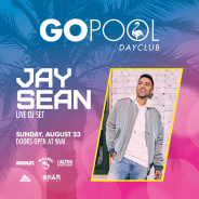#SPLASHSUNDAY FEATURING JAY SEAN LIVE!