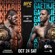 UFC 254 Live Viewing @ Go Pool