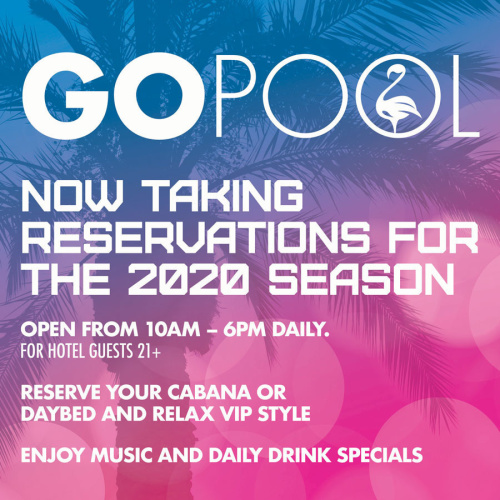 GO MONDAY - Go Pool Dayclub
