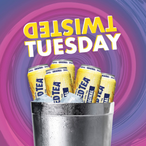 Flyer: TWISTED TUESDAY