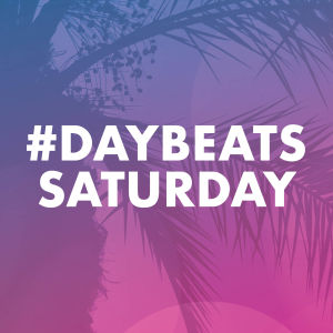 #DABEATS SATURDAY - event flyer