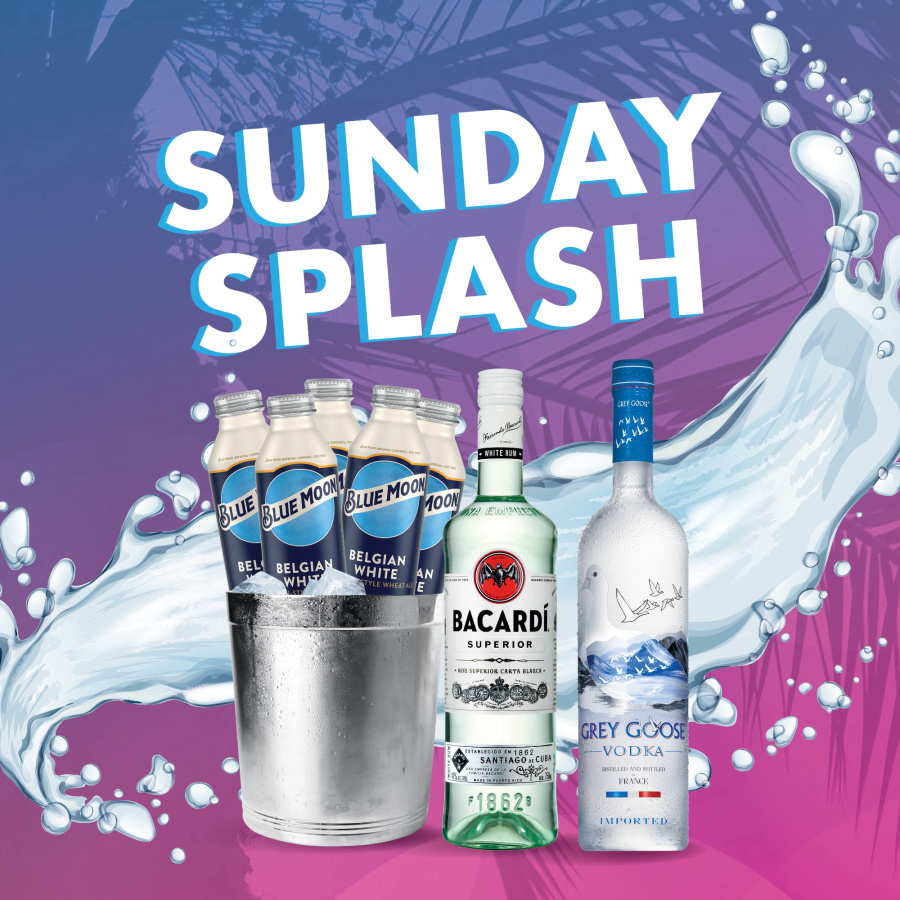 SPLASH SUNDAY