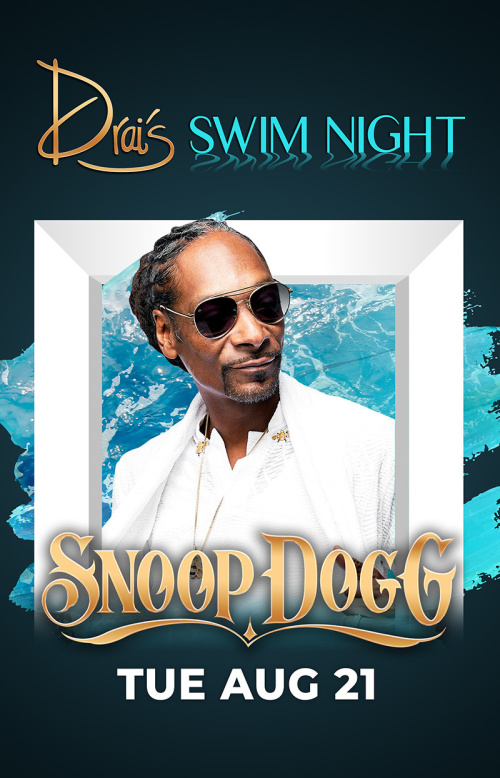 Snoop Dogg - Swim Night