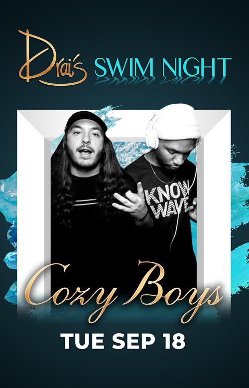 Cozy Boyz - Swim Night