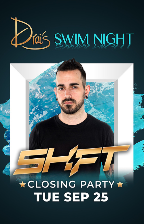 Shift - Swim Night