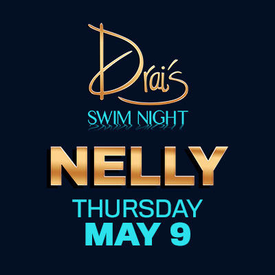 Nelly, Thursday, May 9th, 2019