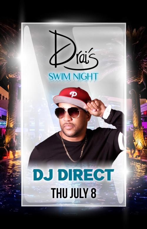 DJ Direct at Drai's Nightclub thumbnail