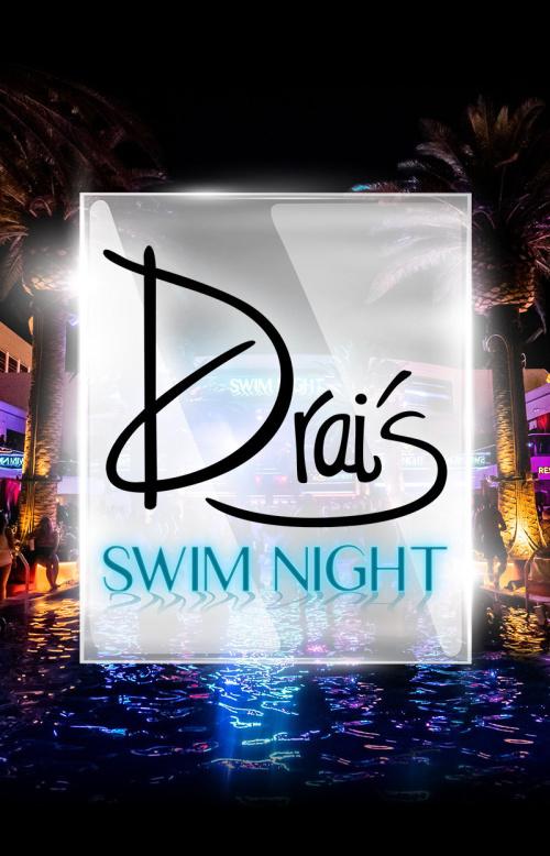 Drai's Swim Night at Drai's Nightclub thumbnail