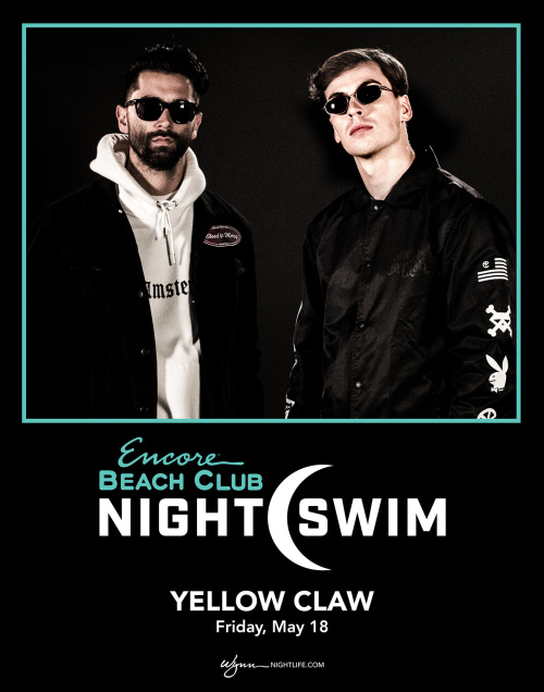 Yellow Claw - Nightswim - EBC at Night
