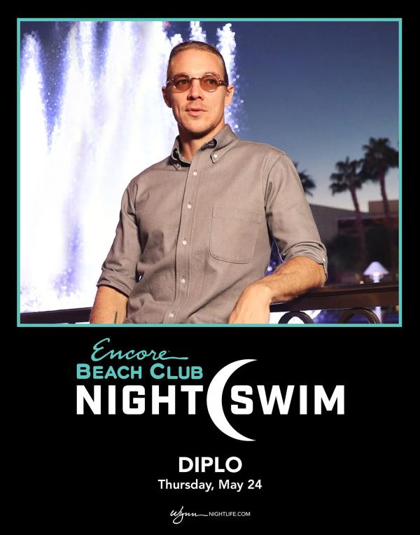Diplo - Nightswim