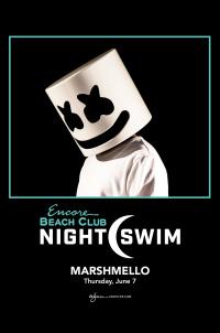 Marshmello - Nightswim at EBC at Night