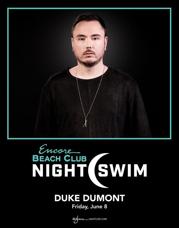 Duke Dumont - Nightswim