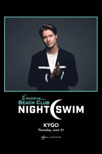 Kygo - Nightswim at EBC at Night
