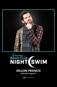 Dillon Francis - Nightswim at EBC at Night