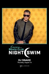 DJ Snake - Nightswim at EBC at Night