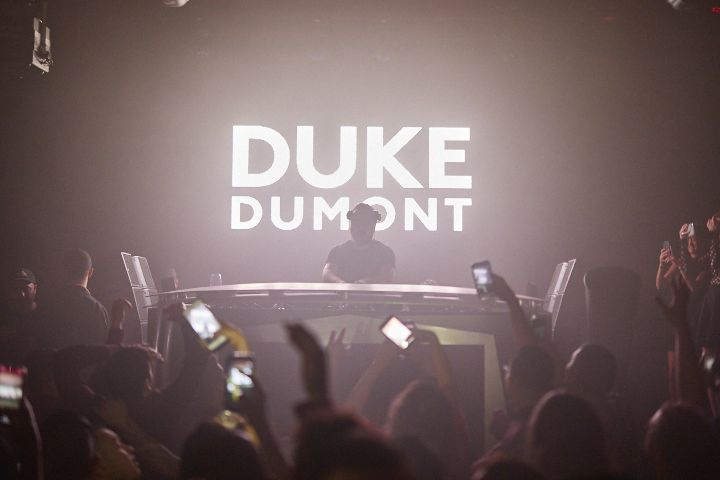Duke Dumont at EBC at Night