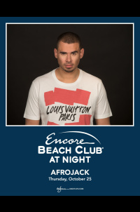 Afrojack at EBC at Night