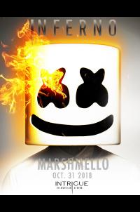 Marshmello at Intrigue Nightclub at EBC at Night