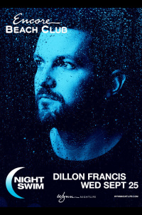 Dillon Francis - Nightswim at EBC at Night