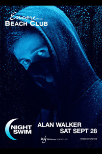 Alan Walker - Nightswim at EBC at Night