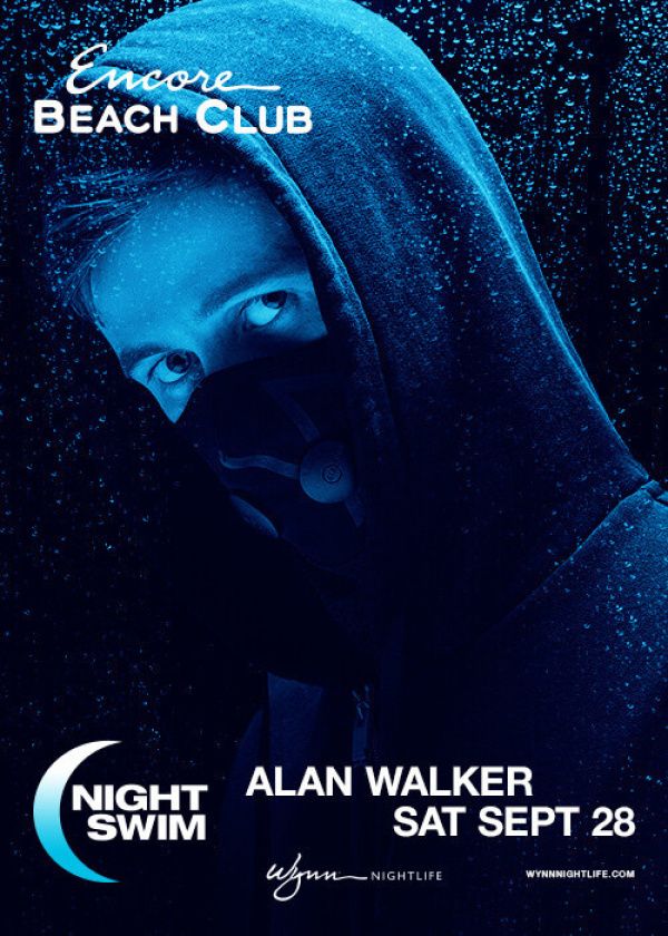 Alan Walker - Nightswim