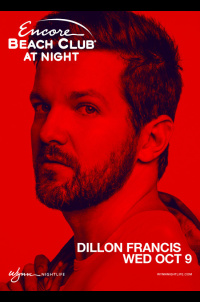 Dillon Francis at EBC at Night