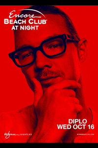 Diplo at EBC at Night