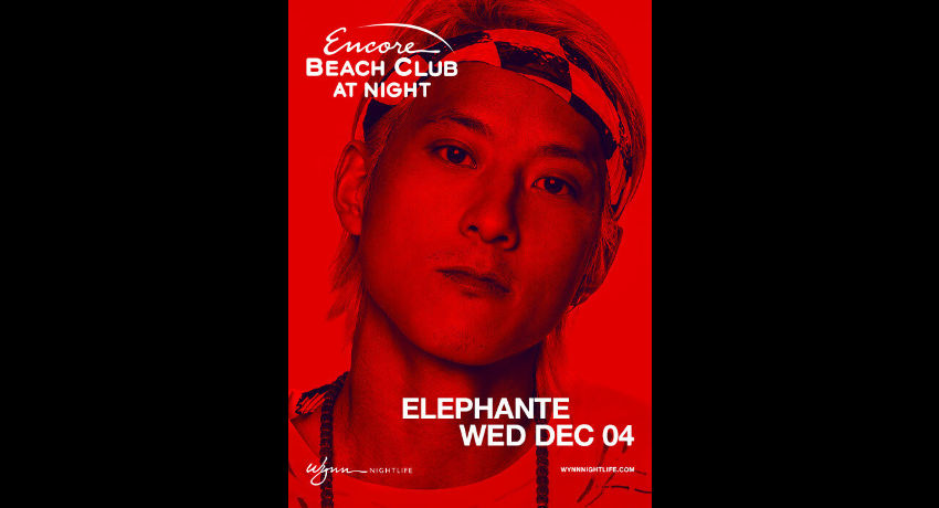 Elephante at EBC at Night