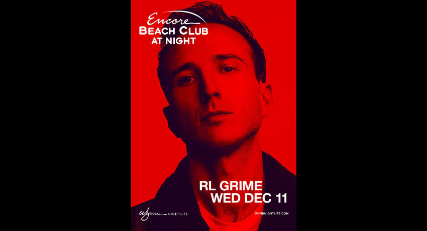 RL Grime at EBC at Night