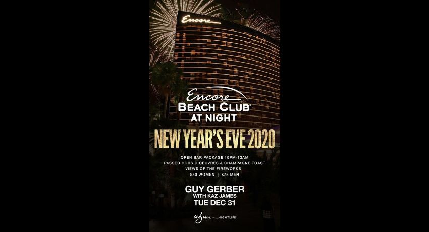 Guy Gerber with Special Guest Kaz James at EBC at Night