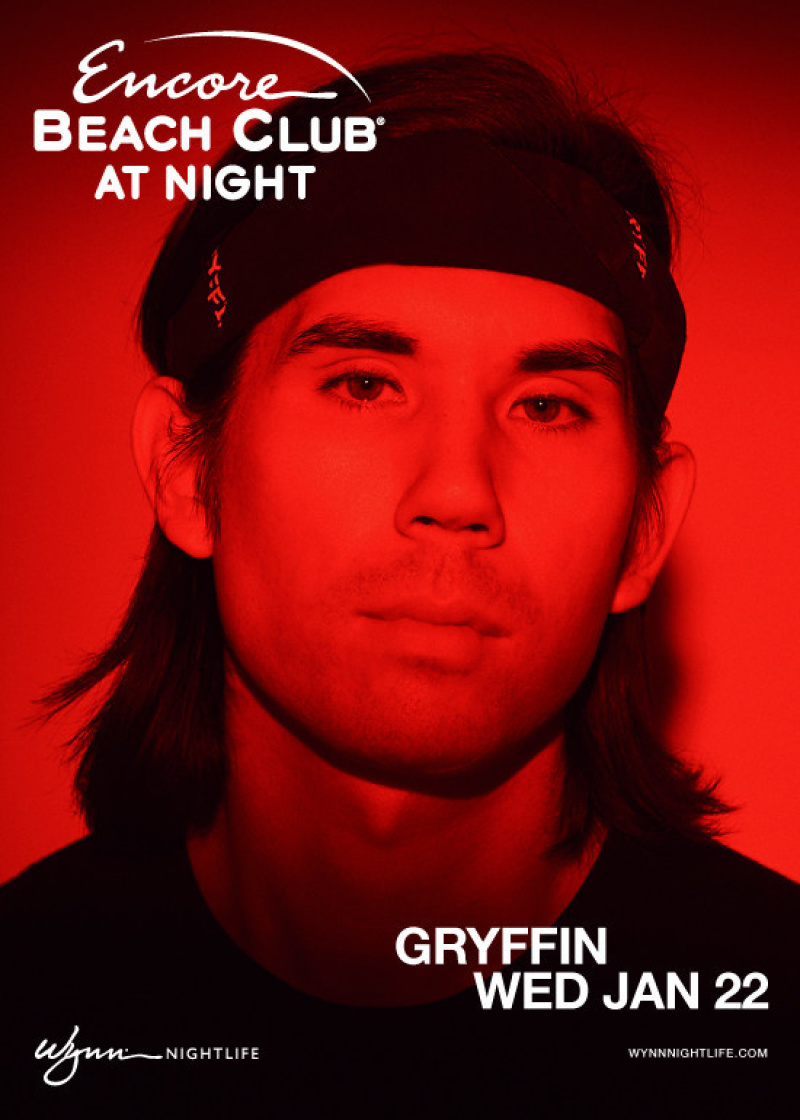 Gryffin Joins Wynn Las Vegas Roster for 2020 Residency Season