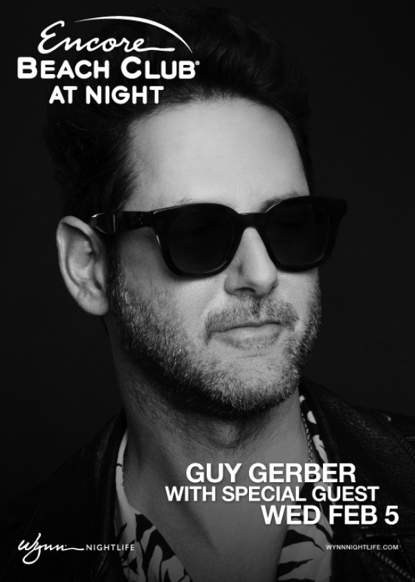 Rumors with Guy Gerber, Lauren Lane, Dead-Tones
