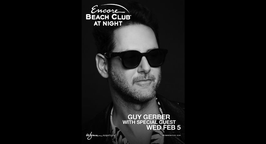 Rumors with Guy Gerber at EBC at Night