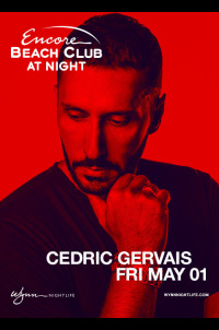 Cedric Gervais at EBC at Night