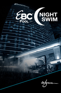 EBC Night Swim at EBC at Night