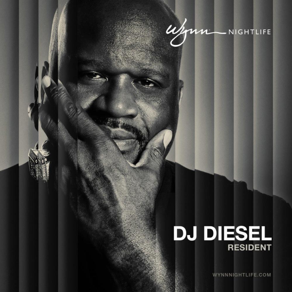 DJ Diesel at EBC at Night Las Vegas thumbnail
