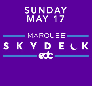 Sunday Marquee SkyDeck, Sunday, May 17th, 2020
